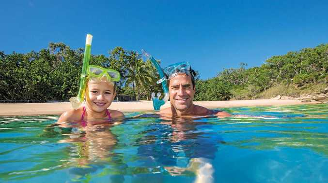 The Southern Great Barrier Reef is behind a billion dollar tourism industry.