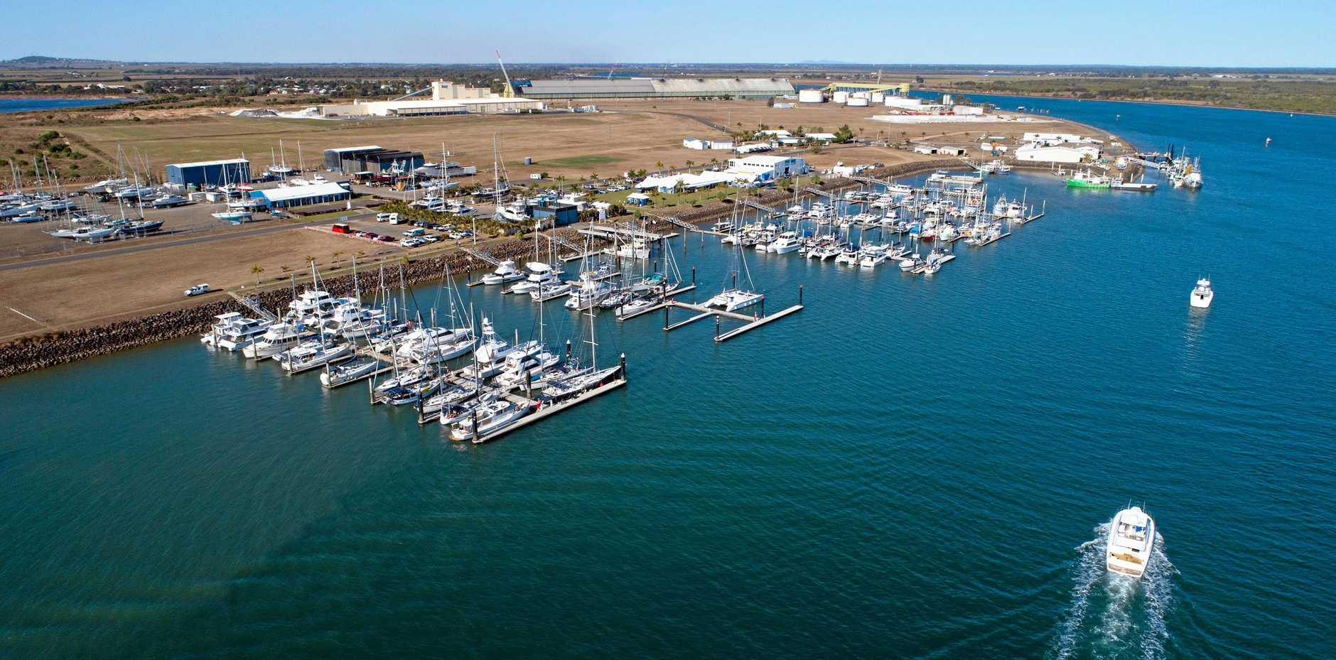 The Port of Bundaberg continues to provide a vital link for the region's industry.