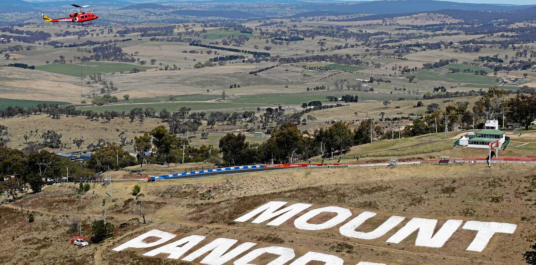 There's no other track quite like Bathurst. Picture: Mark Horsburgh/EDGE Photographics