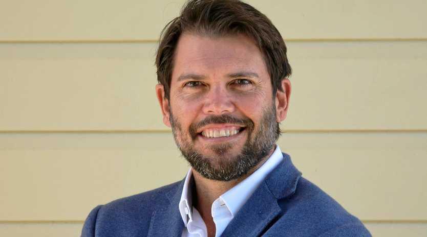 New Tourism Noosa CEO Steve McPharlin