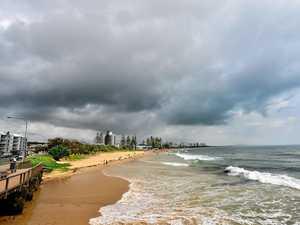Thunderstorms, drenching rain to slam into Coast