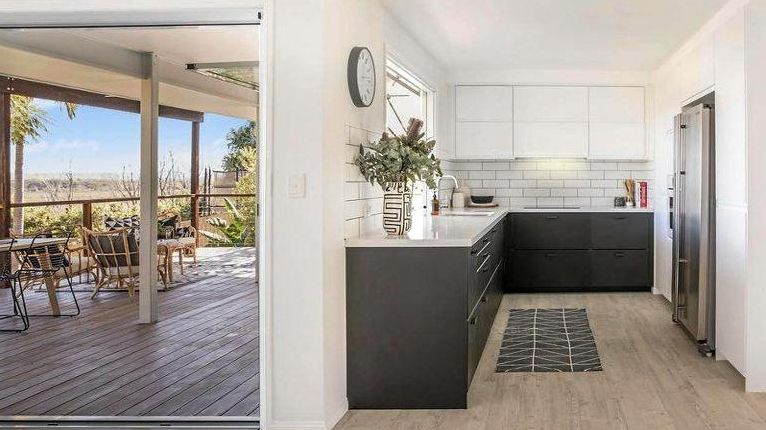 FRESH LOOK: A beautifully-renovated home in Peregian Beach fetched about $320,000 profit on a recent sale. Renovations are on the rise across the Sunshine Coast as owners look to cash in on their in-demand locations, or build their dream homes.