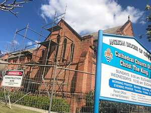 Parish asked to dig deep for repairs to Cathedral roof