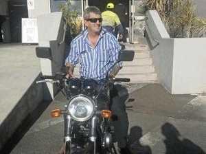 Motorbike crash leaves man in 5-day coma