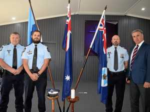Police Remembrance Day strikes a chord