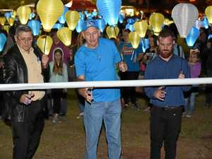 GALLERY: Hope lights the night in Hervey Bay