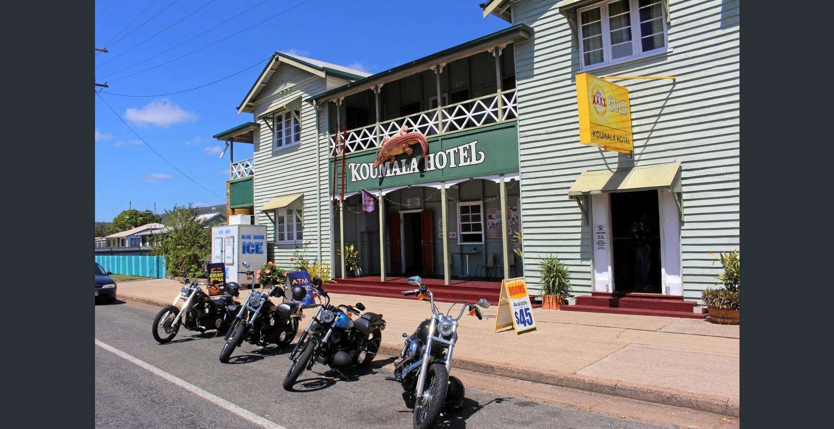 The Koumala Hotel is on the market for $1.25 million.