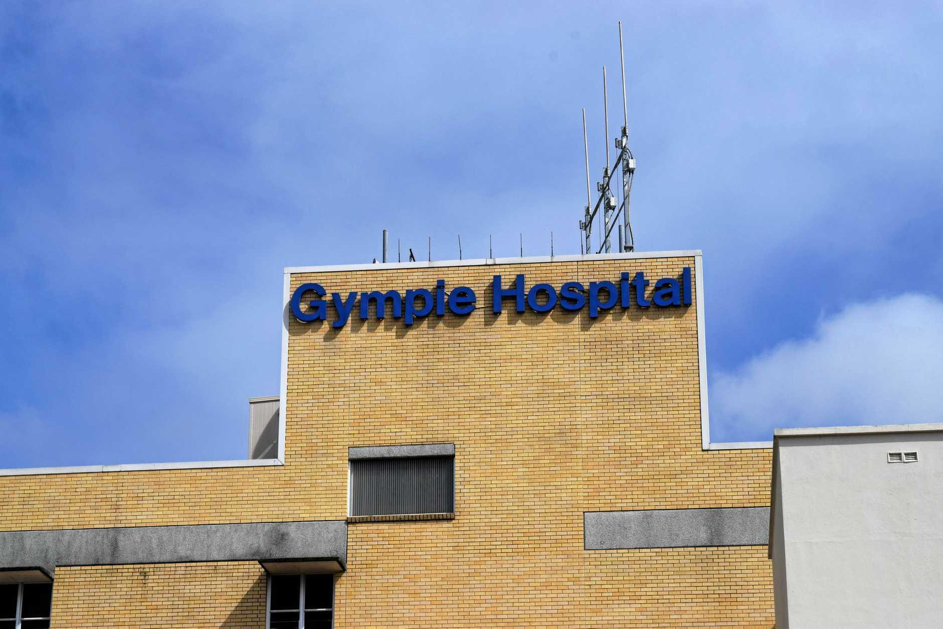 Gympie Hospital 150 years.