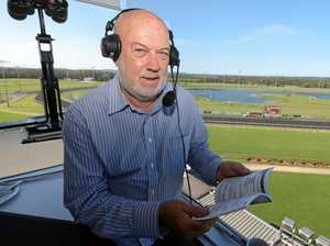 Racecaller is awarded life membership