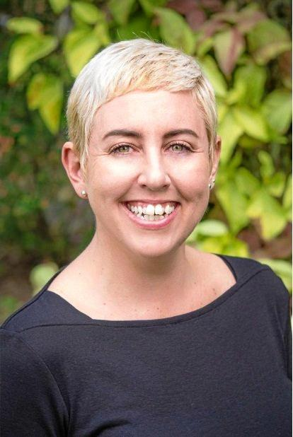 FAMILY FIRST: Labor's Fairfax candidate Michelle Dracoulis has put aside her political aspirations to focus on her family.