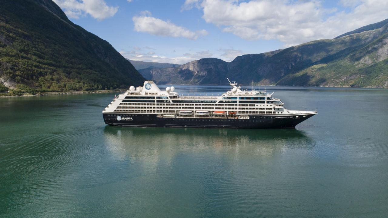 Azamara Pursuit's Icelandic voyage came with a few surprises.