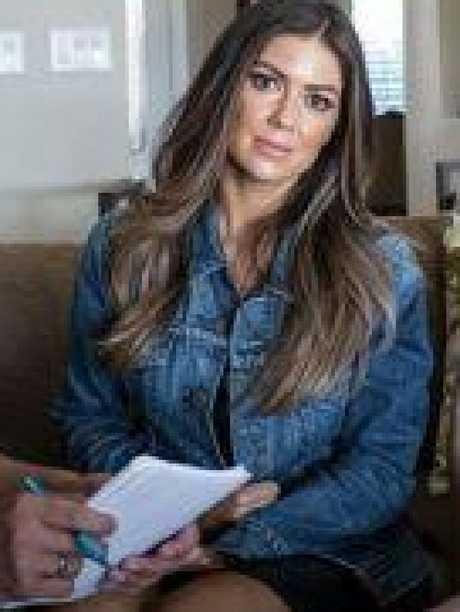 Kathryn Mayorga has accused Ronaldo of raping her.