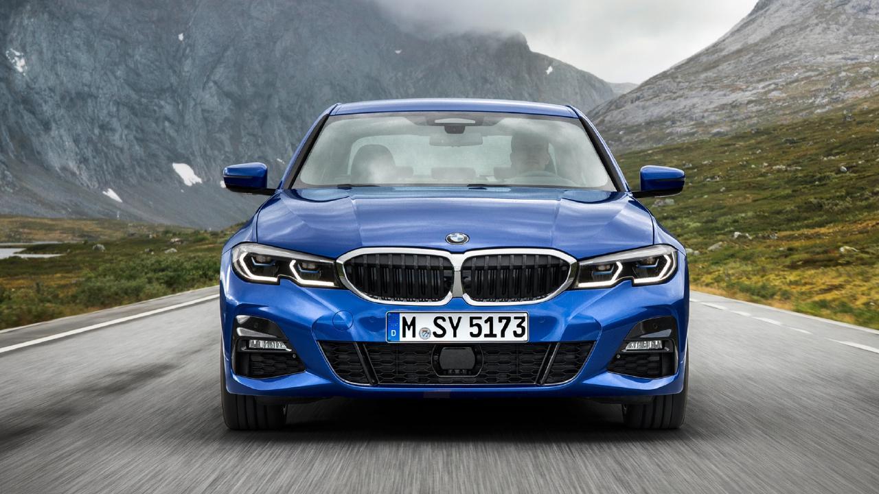 2019 BMW 3 Series.