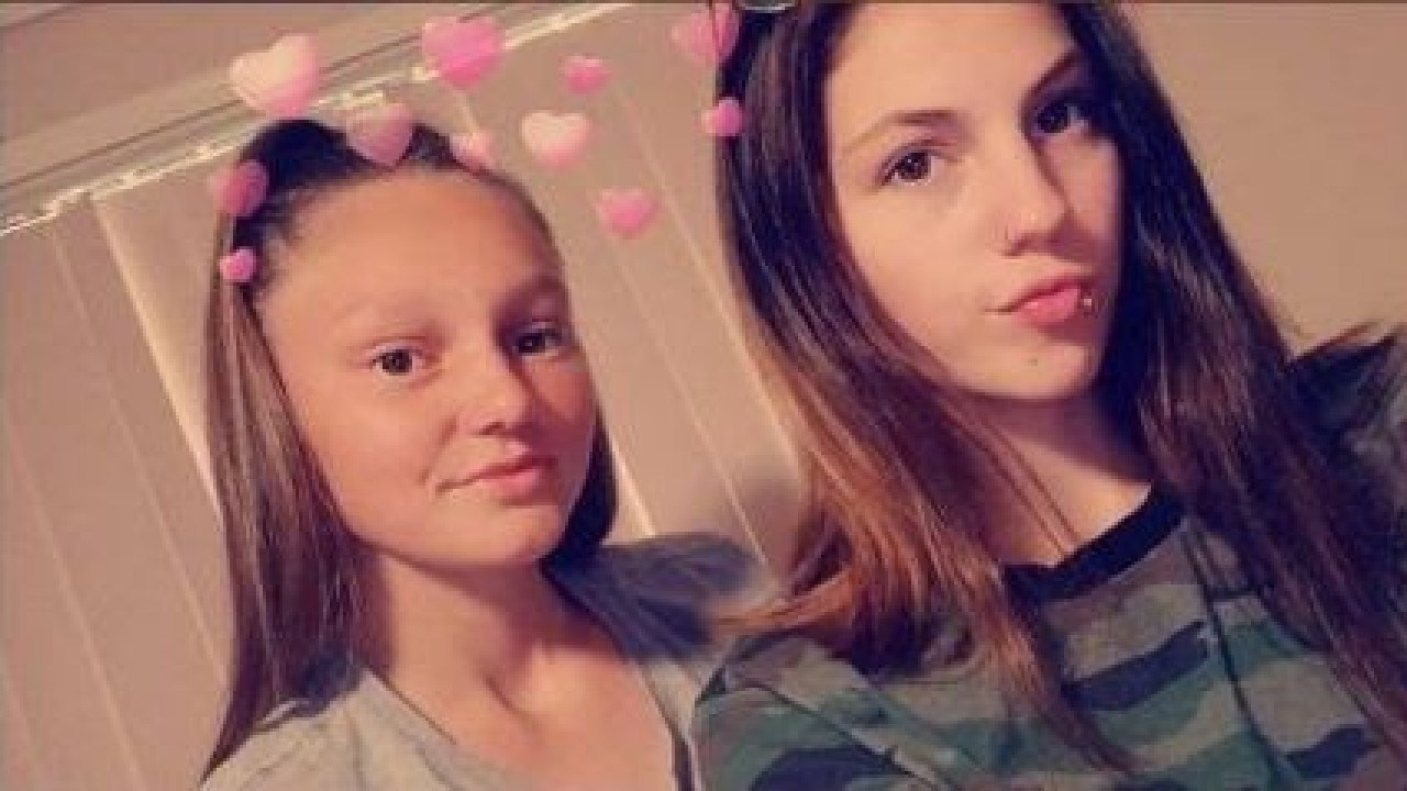 The two missing 15-year-old girls were last seen at a shopping centre on McLaughlin Street in Rockhampton around lunchtime on Wednesday.