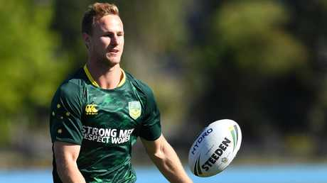 Daly Cherry-Evans will also get his chance. (AAP Image/Darren England)