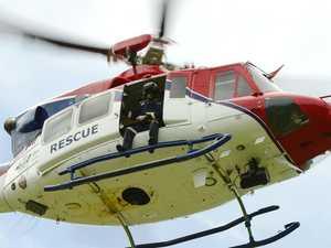 Plane crash near Port Douglas