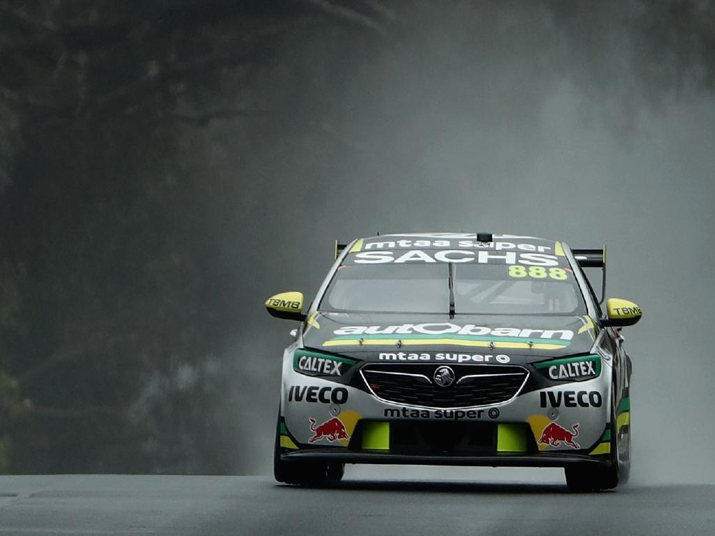 Craig Lowndes was always a touring car champion.