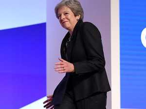 Theresa May's daggy dancing under fire again