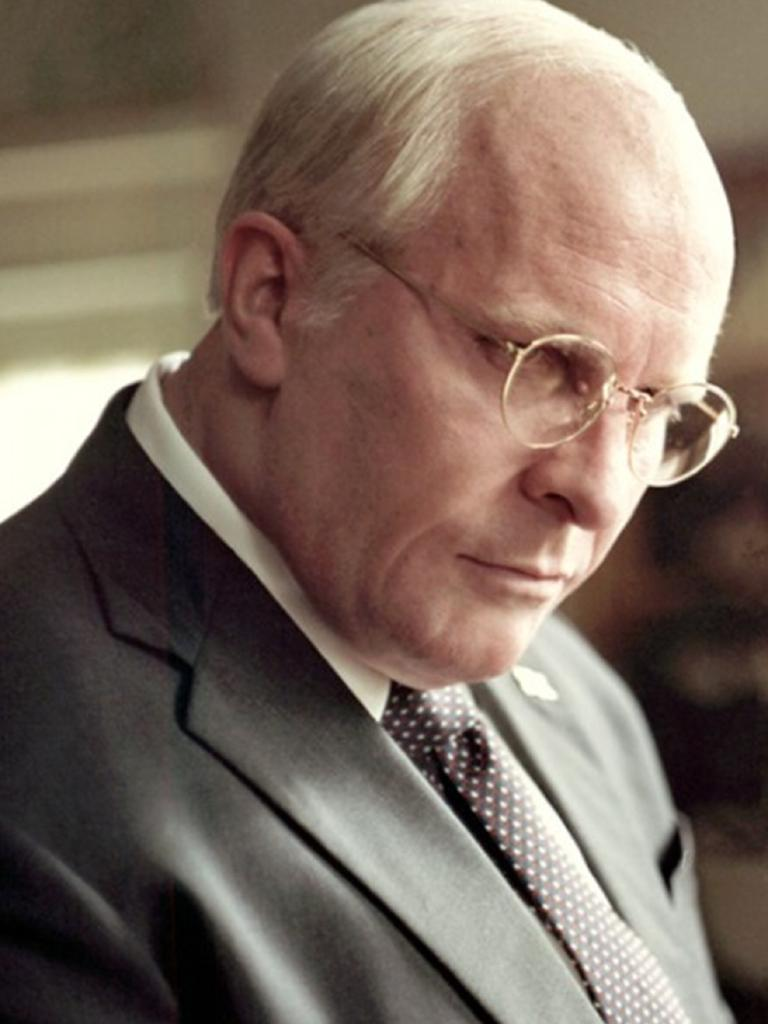 Christian Bale as Dick Cheney in 'Vice'. Picture: Greig Fraser/Annapurna Pictures