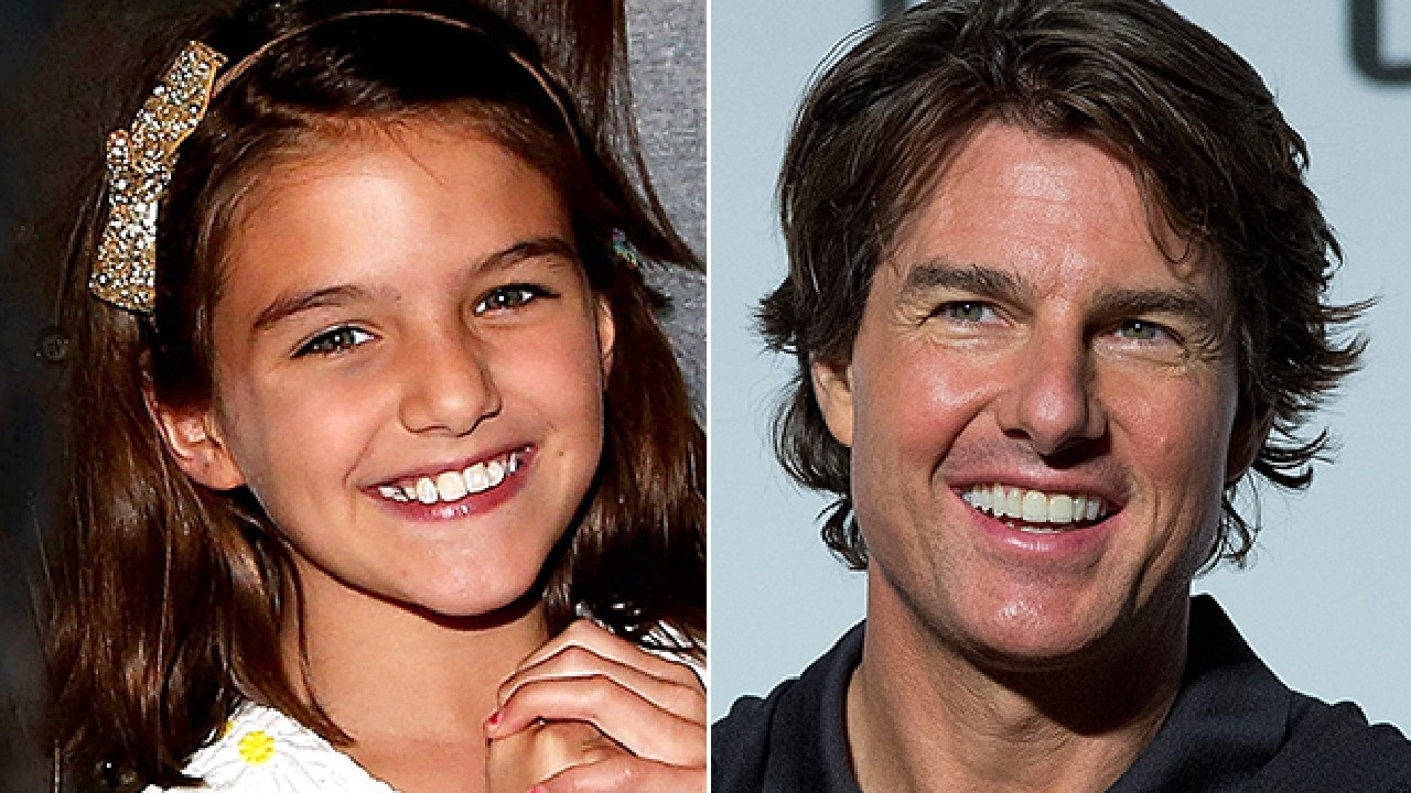 Despite appearing inseparable during his marriage to Katie Holmes, Tom Cruise hasn't been pictured with Suri in years