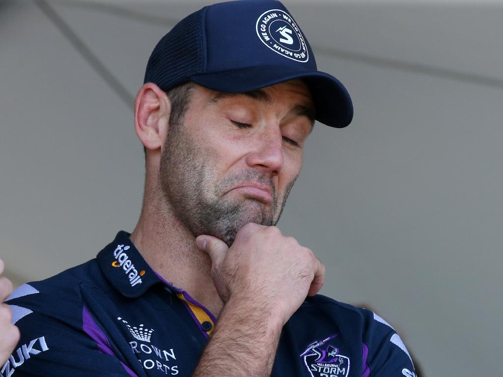 Cameron Smith is yet to sign a contract for next season.