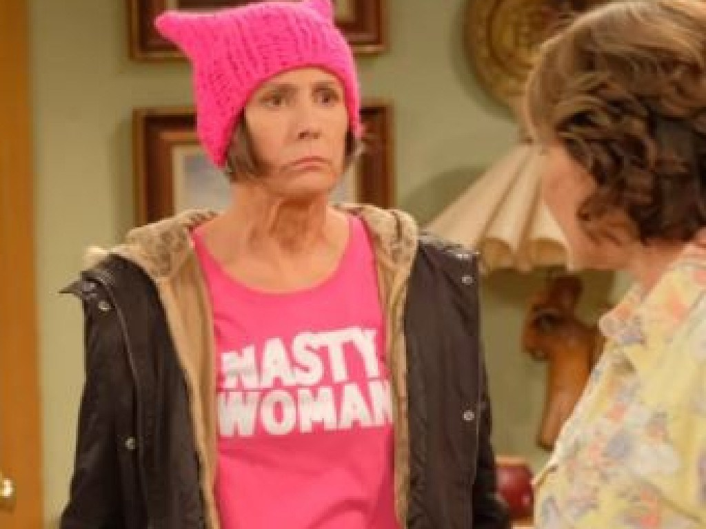 """Laurie Metcalf says that filming the Roseanne spinoff without its namesake star is """"awkward"""" and she expects the remaining cast to be judged for it. Picture: Supplied"""
