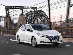 Nissan Leaf electric car a step closer to Australia