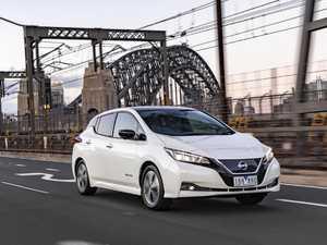 Nissan Leaf electric car a step closer to Australia