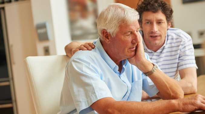 Elderly Queenslanders are being forced out of their homes due to delays in getting them assistance for day to day tasks.