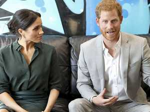 Prince Harry's grim warning during royal tour