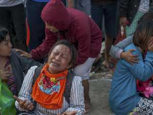 Time running out for quake survivors