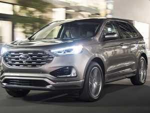 New Ford Endura SUV to fill void left by Territory