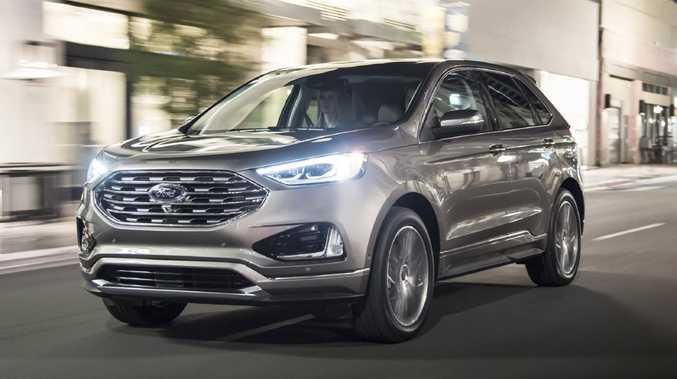 Ford Endura Overseas Equivalent Edge Model