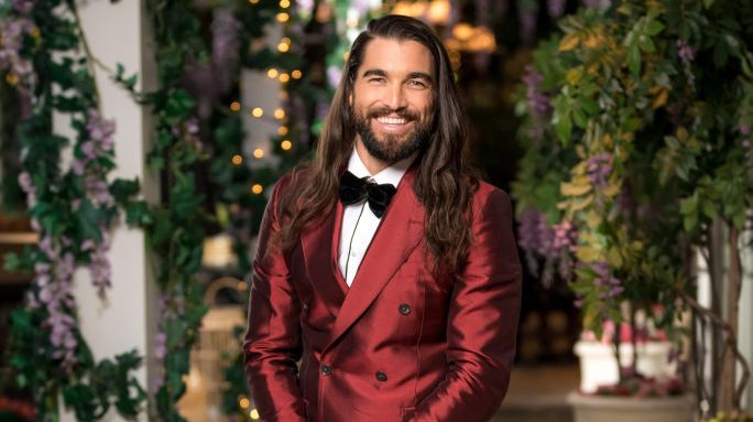 Former Yeppoon man Wes will be vying for Ali Oetjen's heart in the new season of The Bachelorette.