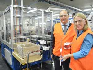 $6m detonator assembly line launched in Lockyer Valley