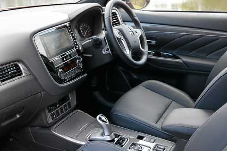 The Mitsubishi Outlander PHEV currently under long term analysis.
