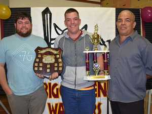 Biggenden Warriors Presentation