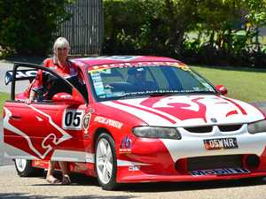 Commodore a tribute to Bathurst champion Peter Brock