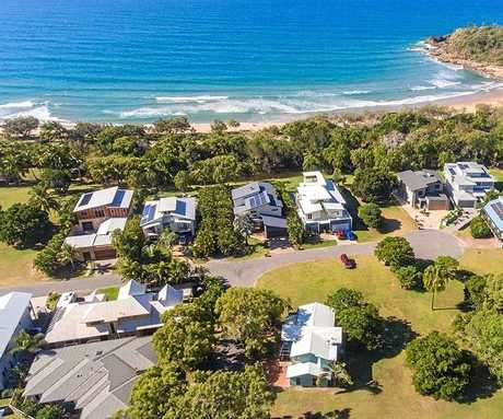 ON THE MARKET: Beachside property 39 Beach Houses Estate Rd is up for grabs.
