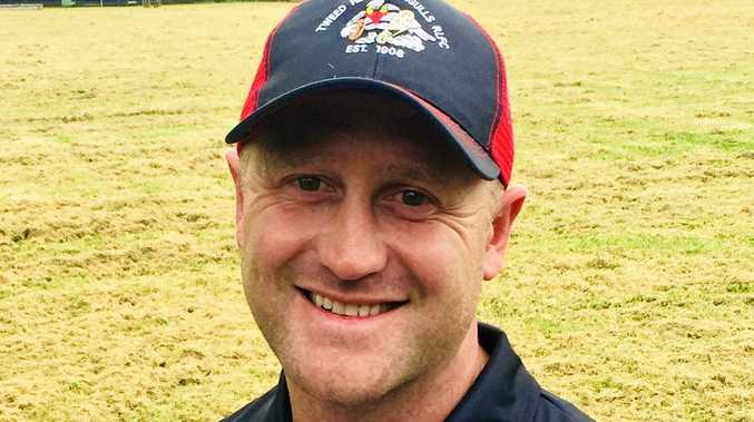 THE WRIGHT MAN: Newly appointed Seagulls women's coach Kelvin Wright is looking forward to building a strong culture with the inaugural women's side.