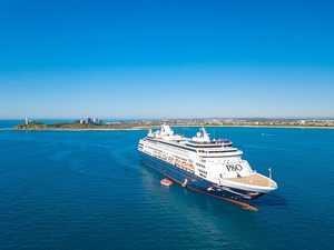 Luxury cruise liner locks in six Sunshine Coast visits