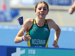Teen enjoys remarkable comeback on triathlon scene