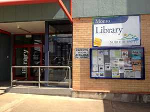 Temporary closure of Monto Library