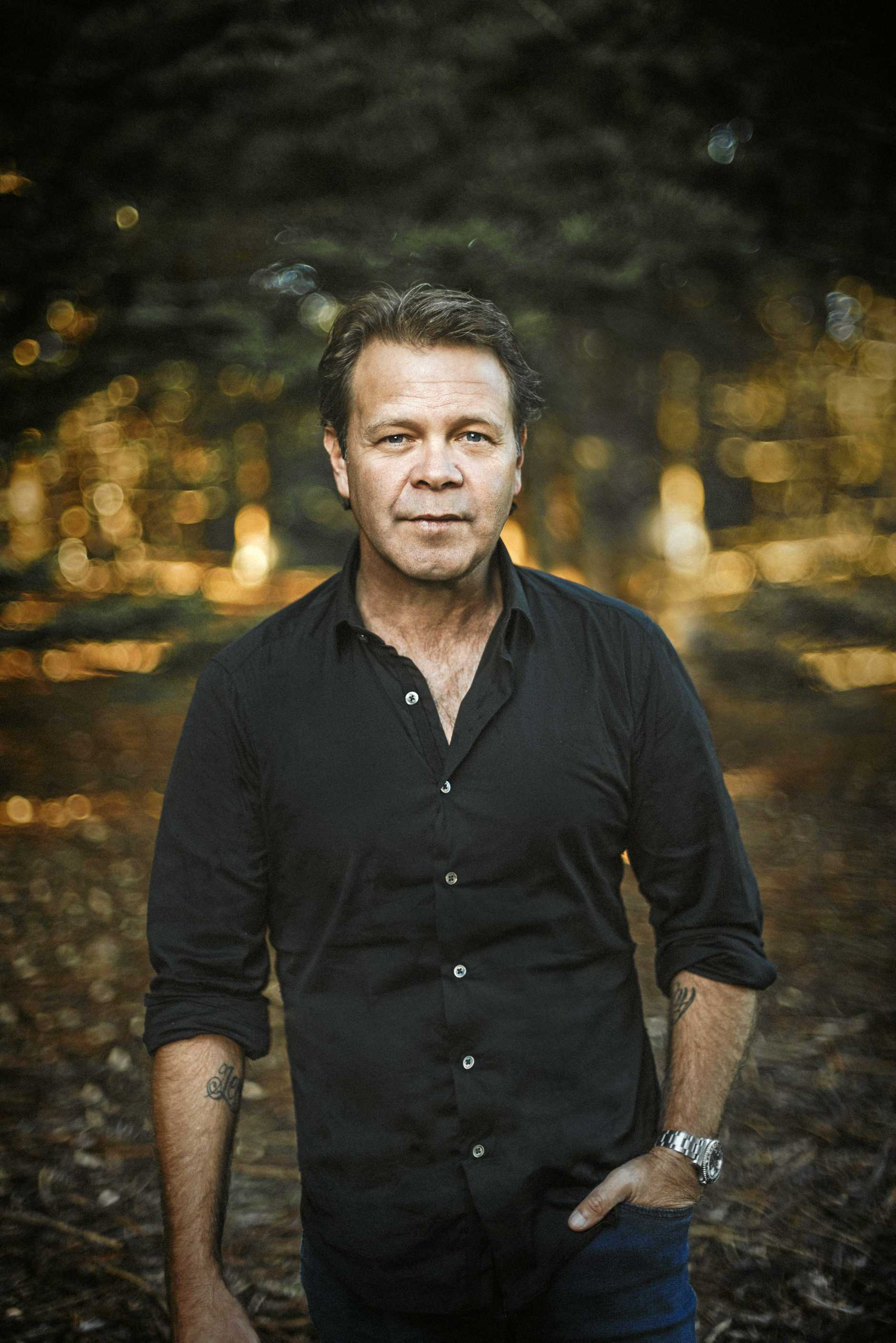 Country music legend Troy Cassar-Daley releases his Greatest Hits double CD today.