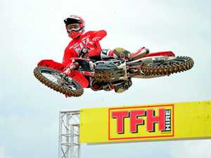 Supercross star says Coast round is crucial