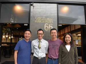 Asian-fusion delights served at new Kitchen 66