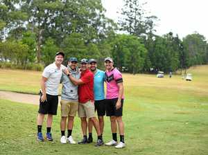 GALLERY: Broncos hit the greens of Gympie