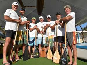Mooloolaba masters are ready to defend Molokai crown