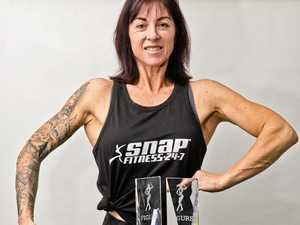 Hard work and dedication pays off for body-builder