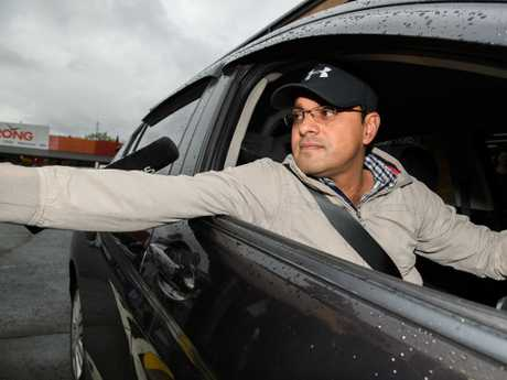 Police alleged Moud Ul Hasan Nuri connected with the child via a social media application. Picture: AAP